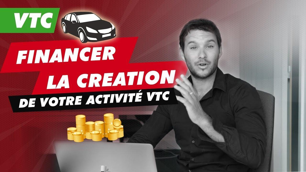 Comment faire financer la création de son activité VTC ?