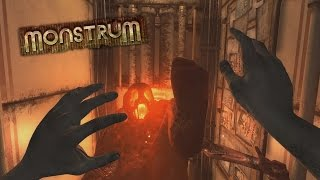 Monstrum Funny Moments! | Jumpscares and Funny Deaths! - PakVim net