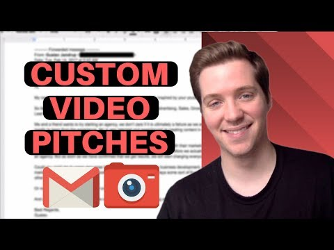 How to Cold Email Custom Video Pitches to Sell Your Services?  - 📧Cold Email Teardown📧