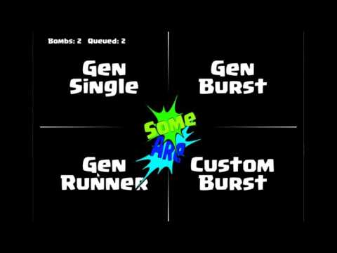 GameMaker Studio TextBomb Extension Demo