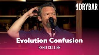 Comedian Debunks Evolution. Reno Collier - Full Special