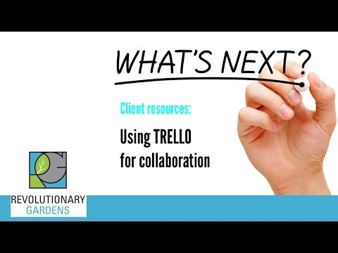 Using Trello for Landscape Project Collaboration