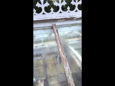 How to repaint a wooden conservatory # 2 info@ppdd.ie