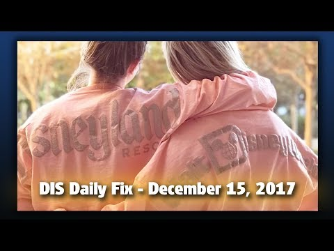 Rose Gold Spirit Jerseys coming to Disney Parks | DIS Daily Fix | Your Disney News for 12/15/17