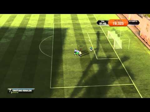 Advanced Shooting Global Record (PS3) - FIFA 13 Skills Games