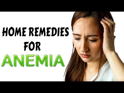 How To Cure Anemia Quickly | How To Get Rid Of Anemia