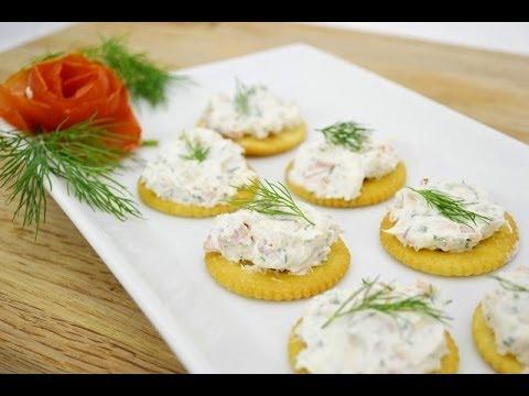 Salmon Spread Appetizer Recipe | RadaCutlery.com