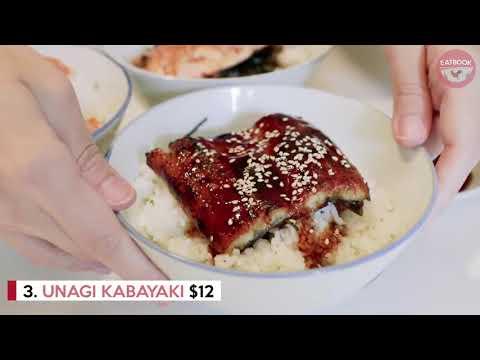 Bara Chirashi Don At $10 Nett | District Sushi