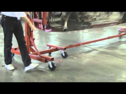The E-Z Spin Auto Rotisserie