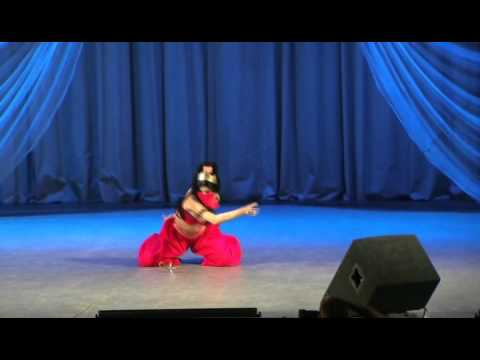 Aladdin Slave Jasmine cosplay