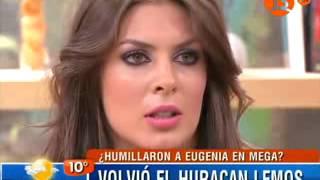 DISCUSION EUGENIA LEMUS EN MATINAL BIENVENIDOS