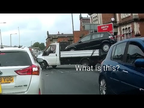Bad Driving Nottingham Compilation 2