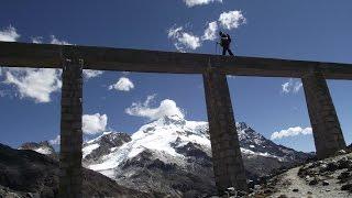 Cordillera Real - Zongo Pass