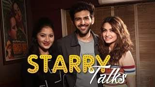 Kartik Aaryan and Kriti Kharbanda In A Hilarious Interview With Pankhurie | Guest Iin London