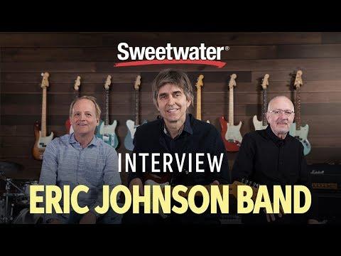 Eric Johnson Band Interview
