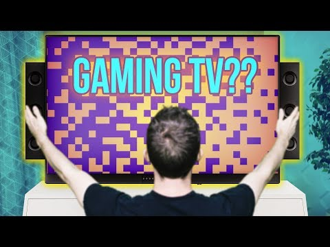 We Designed the ULTIMATE Gaming TV