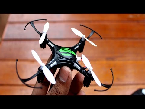 How to Assemble Quadcopter at home (DIY) in 7 minutes | Flopcloud