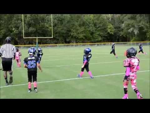 F.L.A Vikings vs.Falcons(Hasting) 6u Highlites
