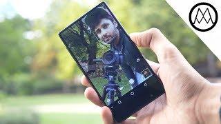 UmiDigi Crystal Frameless Smartphone!