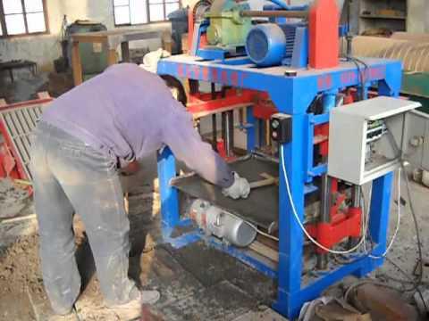 low price brick machine QTJ4 35B brick making machine operation 2 get inquiries 45