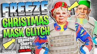 All Gta Christmas Masks.Gta Online Christmas Videos 9tube Tv