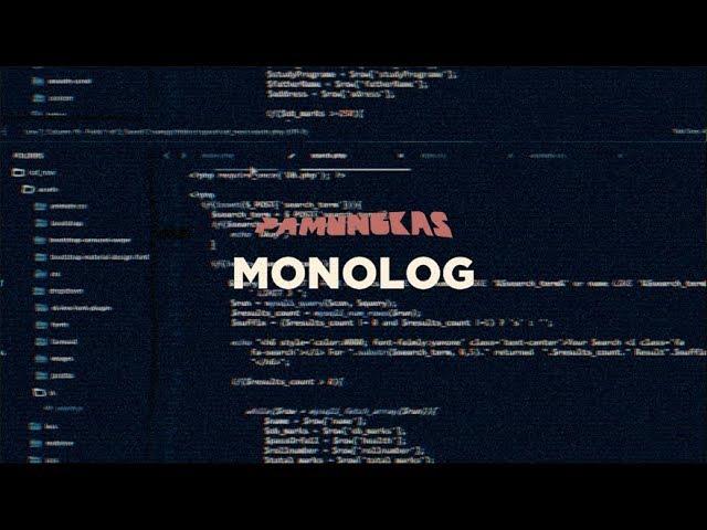 Pamungkas - Monolog