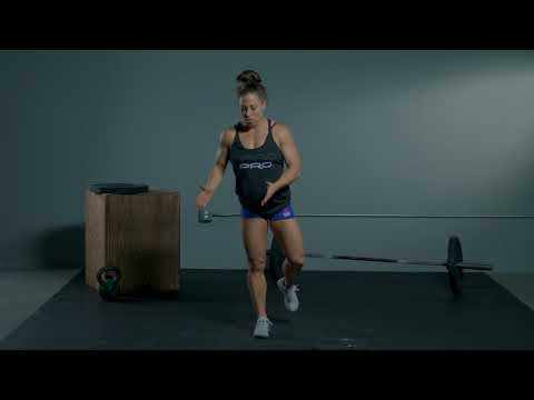 Tips for Accomplishing the Pistol Squat with Emily Bridgers