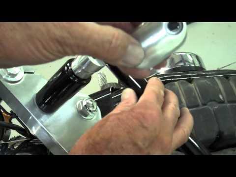 Yamaha V-Star (Dragstar) 1100 Handlebars & Grips