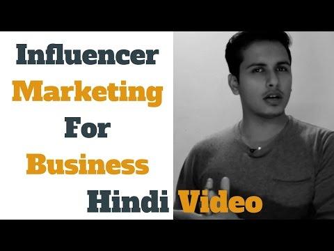 Influencer Marketing Tips For Business In Hindi - Shivam Chhuneja