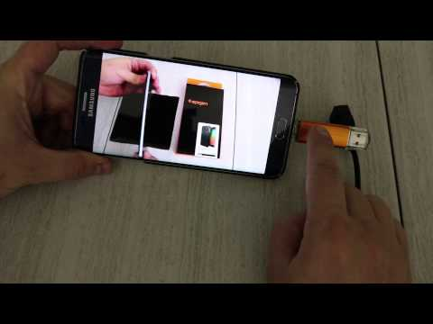 Expand/Increase Storage with SD Card/USB for Samsung Note 5 - S6 Edge+ - S6 - S6 edge