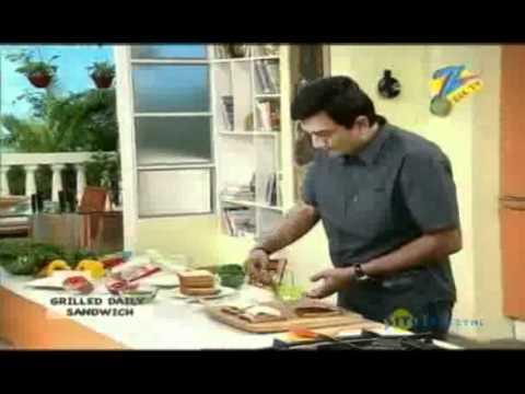 Khana Khazana Aug. 29 '10 - Grilled Sandwich