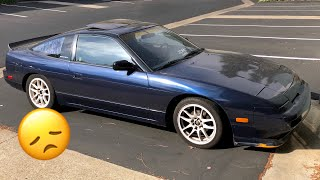 Calvin decides whether or not to sell his 240sx