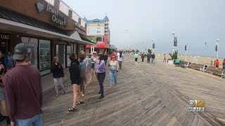 Ocean City, Maryland, Open For Memorial Day Travelers, But With Some Restrictions