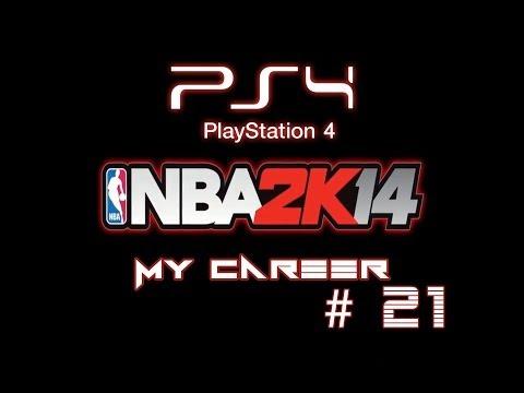 NBA 2K14 [PS4] MyCareer - Ep. #21 - Diese Turnover! [German]