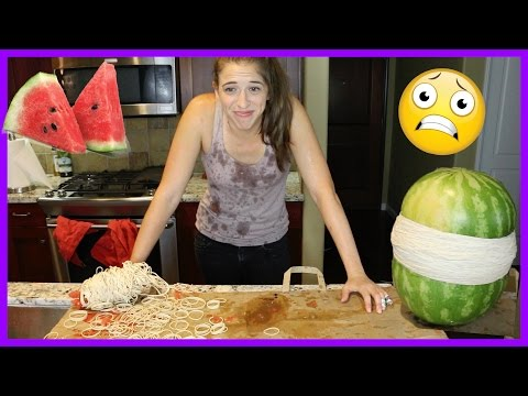 Watermelon Explosion FAIL!