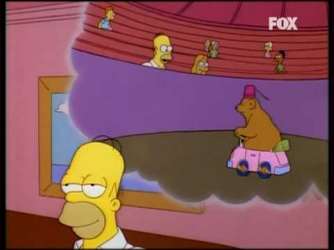 The simpsons - Ballet HQ