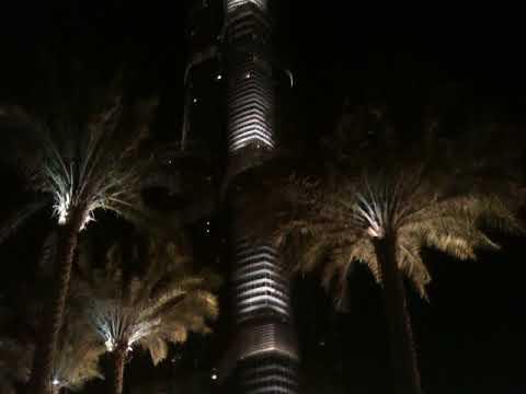 16. Burj Khalifa - Dubai, Förenade Arabemiraten