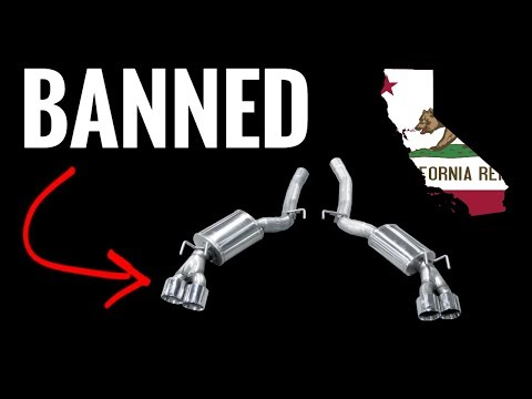 10 Car Mods BANNED in California!