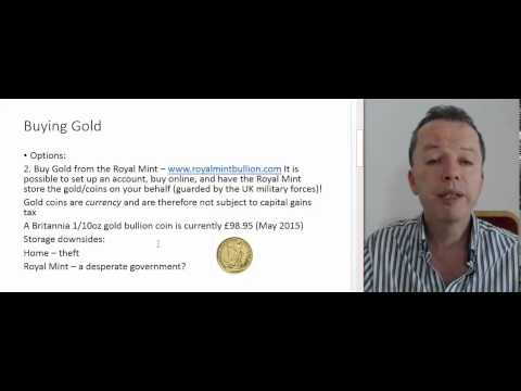 Build your own hedge fund Gold