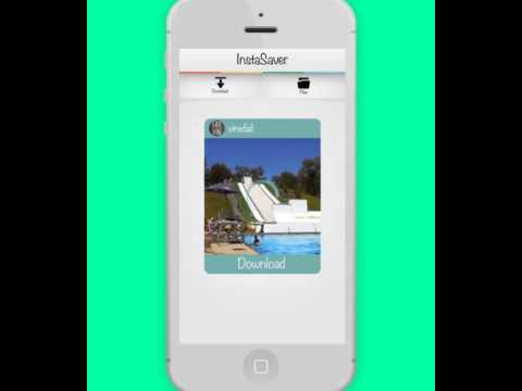 How To Download Instagram Videos / Photos for IOS