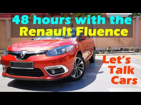 Renault Fluence 2017 Malaysia What Do You Think of It? #2017renaultfluencemalaysia