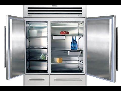 How a Sub Zero Refrigerator is made - BrandmadeTV