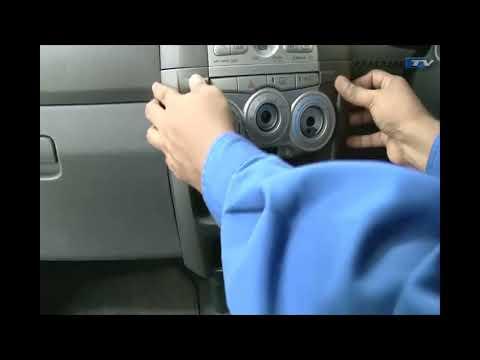 Cara-cara membuka cover radio dashboard kereta MYVI oleh DIDIKTV.COM