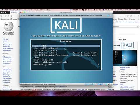 How To Install Kali Linux in VirtualBox - 2019