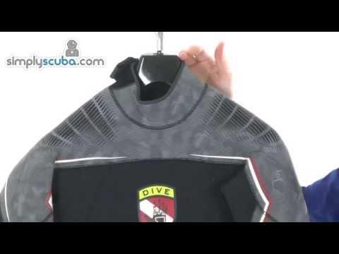 Body Glove EX7 Wetsuit - www.simplyscuba.com