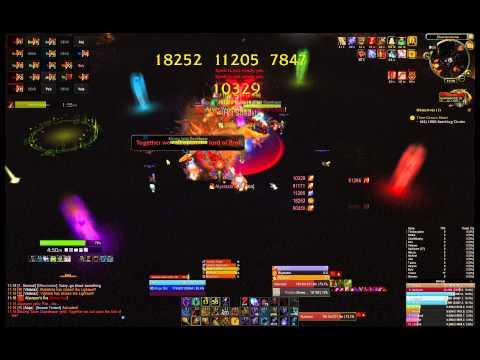 2 Million DPS - Fire Mage - Heroic Alysrazor