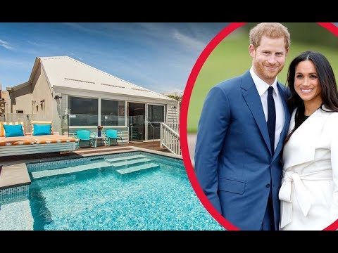 Prince Harry vowed to buy a house in Australia to give Meghan Markle as a wedding gift for her