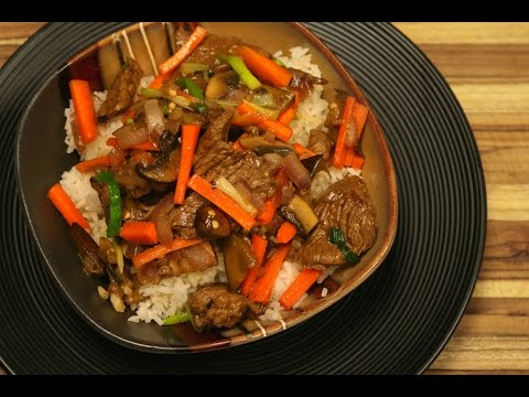 Stir Fry Beef Recipe - stir-fry recipes - healthy chinese recipes - food channel