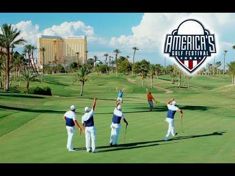 America's Golf Festival in Las Vegas
