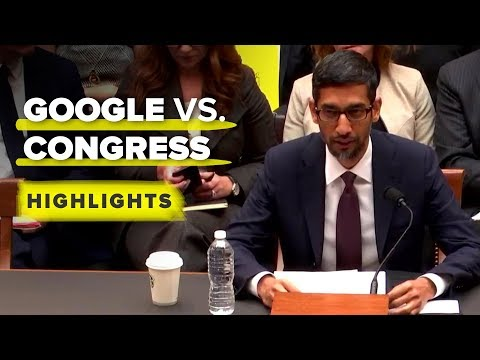 Xxx Mp4 Google 39 S Congressional Hearing Highlights In 11 Minutes 3gp Sex